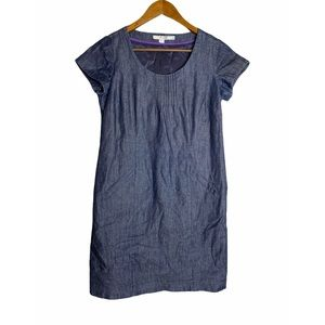 Boden Chambray Denim Dress